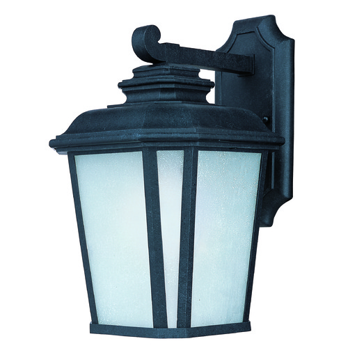 Maxim Lighting Maxim Lighting International Radcliffe Ee Black Oxide Outdoor Wall Light 85643WFBO