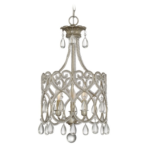 Savoy House Savoy House Lighting Mini Chandelier Argentum Pendant Light 1-870-3-211