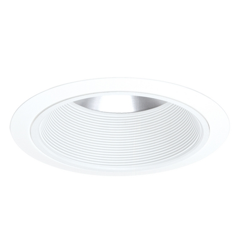 Juno Lighting Group Black Conical Economy Trim for 6-Inch Recessed Housing 244B-WH