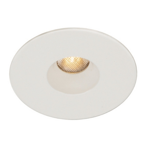 WAC Lighting Wac Lighting White LED Recessed Light HR-LED231R-C-WT
