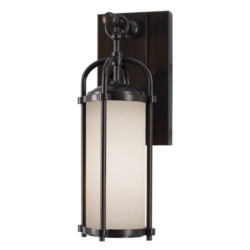 Feiss Lighting Feiss Lighting Dakota Espresso LED Outdoor Wall Light OL7600ES-LED