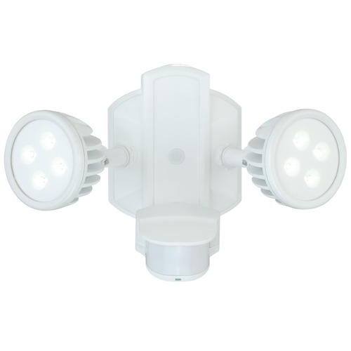 Vaxcel Lighting Lambda White LED Security Light by Vaxcel Lighting T0068