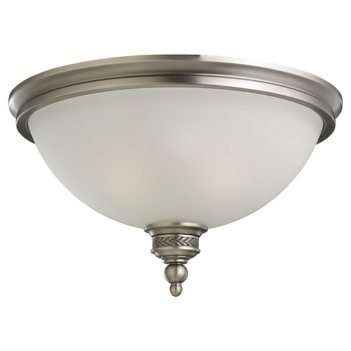 Sea Gull Lighting Laurel Leaf Flushmount Light 75350-965