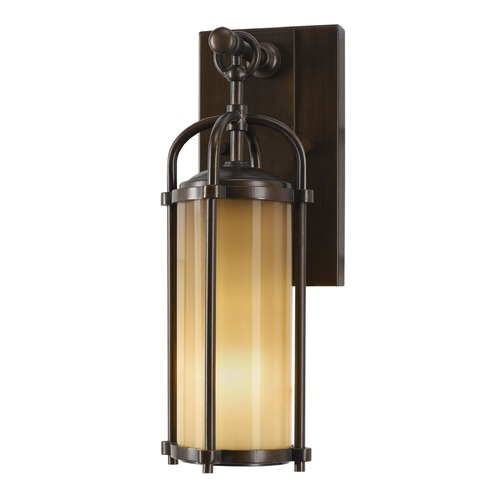 Feiss Lighting Feiss Lighting Dakota Heritage Bronze LED Outdoor Wall Light OL7600HTBZ-LED