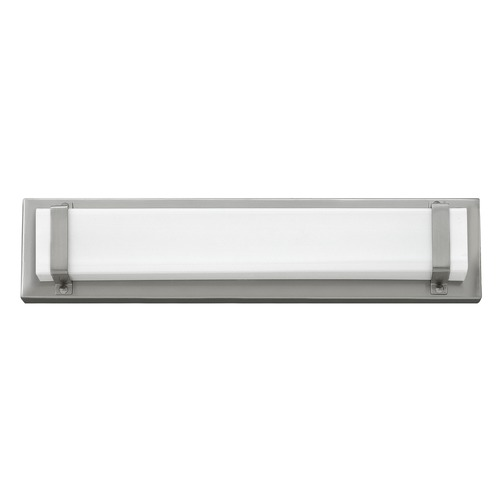 Hinkley Lighting Hinkley Lighting Tremont Brushed Nickel LED Bathroom Light 51812BN