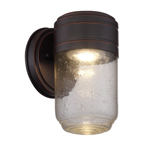 Lite Source Lighting Lite Source Dark Bronze LED Outdoor Wall Light LS-16716