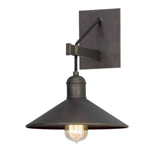 Troy Lighting Troy Lighting Mccoy Vintage Bronze Sconce B5421