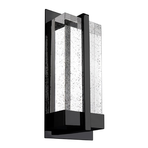 Kuzco Lighting Kuzco Lighting Gable Black LED Sconce WS2812-BK