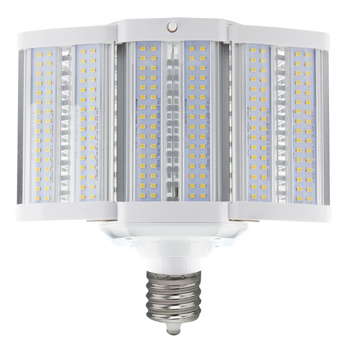 Satco Lighting Satco 80 Watt LED HID 5000K 10400 Lumens Mogul Extended Base 100-277 Volt Dimmable S28932