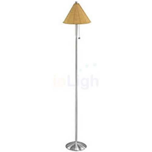 Lite Source Lighting Lite Source Lighting Starlight Floor Lamp with Conical Shade LS-9443PS/GOL