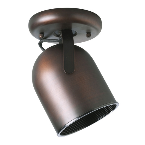 Progress Lighting Progress Directional Spot Light in Urban Bronze Finish P6144-174