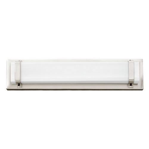 Hinkley Lighting Hinkley Lighting Tremont Polished Nickel LED Bathroom Light 51812PN