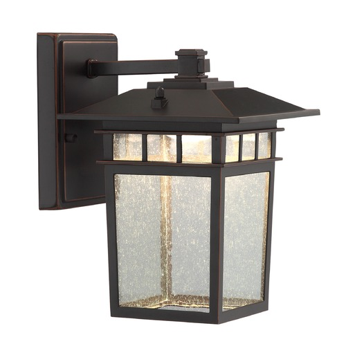 Lite Source Lighting Lite Source Dark Bronze LED Outdoor Wall Light LS-16717