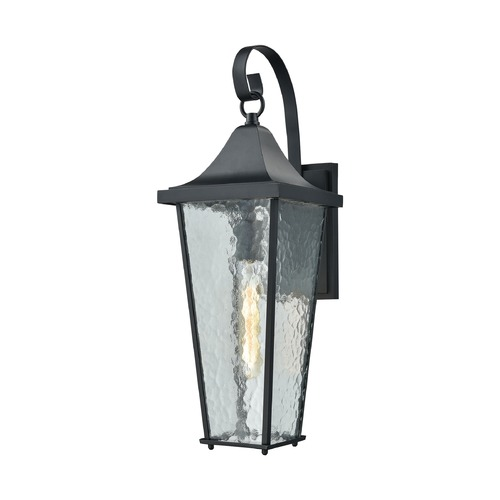 Elk Lighting Elk Lighting Vinton Matte Black Outdoor Wall Light 87060/1