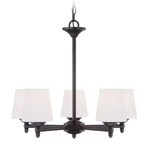 Designers Fountain Lighting Designers Fountain Darcy Oil Rubbed Bronze Chandelier 15006-5-34