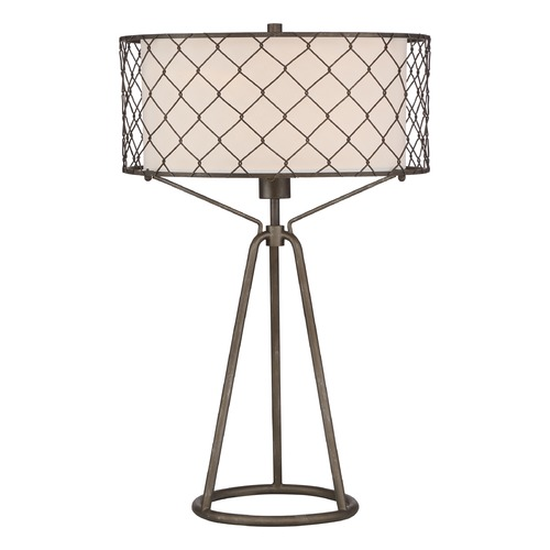 Quoizel Lighting Transitional Table Lamp Bronze Quoizel Portable Lamp by Quoizel Lighting Q3323T