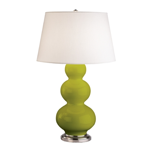 Robert Abbey Lighting Robert Abbey Triple Gourd Table Lamp 353X
