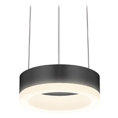 Sonneman Lighting Modern LED Mini-Pendant Light with White Acrylic Shade 2311.25