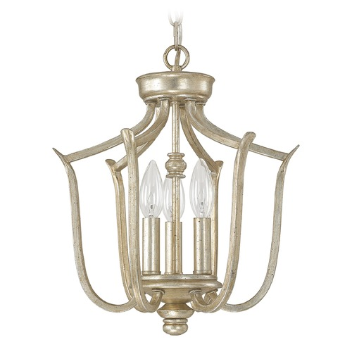Capital Lighting Capital Lighting Bailey Winter Gold Pendant Light 4727WG