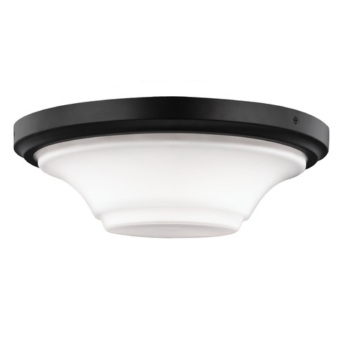 Feiss Lighting Feiss Lighting Summerdale Oil Rubbed Bronze Flushmount Light FM414ORB