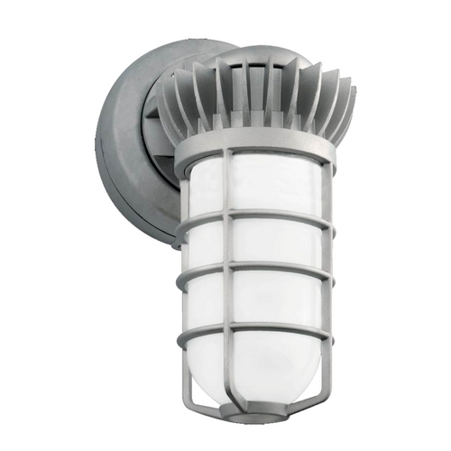 RAB Electric Lighting Outdoor Vaporproof LED Wall Light VXBRLED13DG
