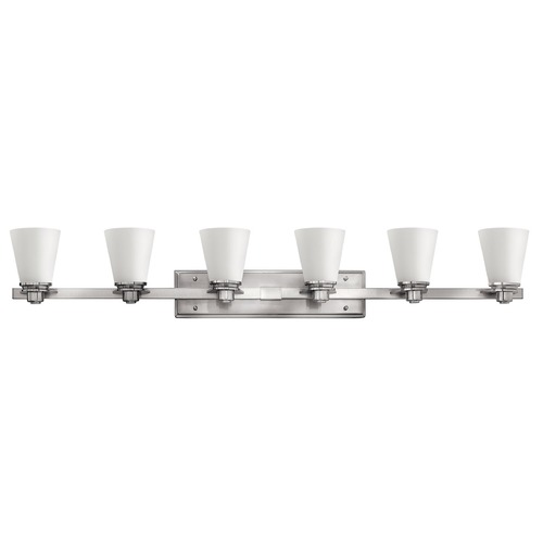 Hinkley Lighting Hinkley Lighting Avon Brushed Nickel Bathroom Light 5556BN