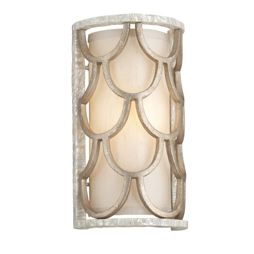 Corbett Lighting Corbett Lighting Koi Bronze Leaf Sconce 195-11