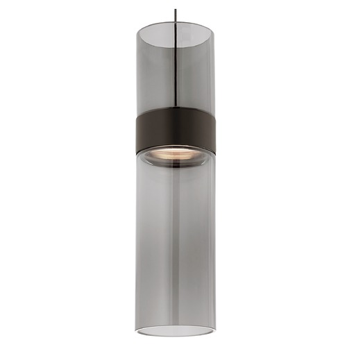 Tech Lighting Bronze LED Pendant Light by Tech Lighting 700MPMANTKTKZZ-LED
