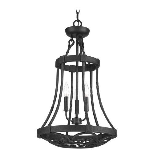 Progress Lighting Progress Lighting Enclave Gilded Iron Pendant Light P3691-71