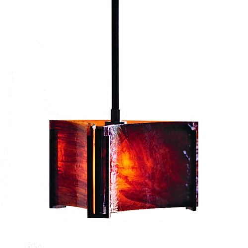 Hubbardton Forge Lighting Exos Delta Adjustable Pendant Light 18810-312-07-ZB156