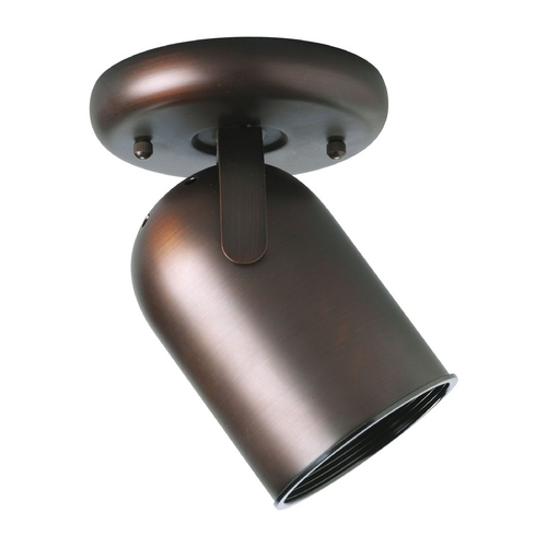 Progress Lighting Progress Directional Spot Light in Urban Bronze Finish P6147-174