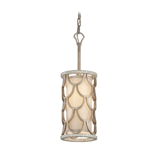 Corbett Lighting Corbett Lighting Koi Bronze Leaf Mini-Pendant Light 195-41