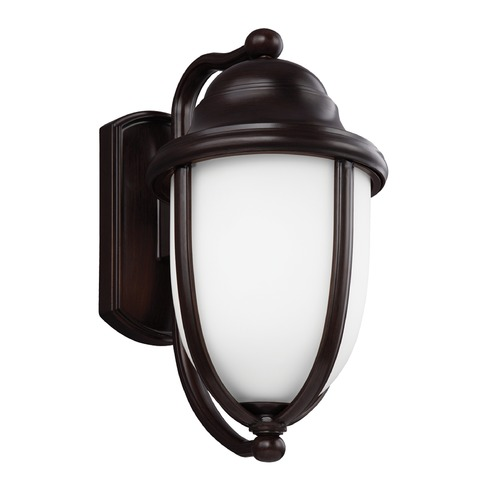 Feiss Lighting Feiss Lighting Vintner Outdoor Heritage Bronze Outdoor Wall Light OL10100HTBZ