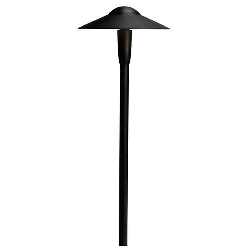 Kichler Lighting Kichler Lighting Textured Black LED Path Light 15810BKT27R