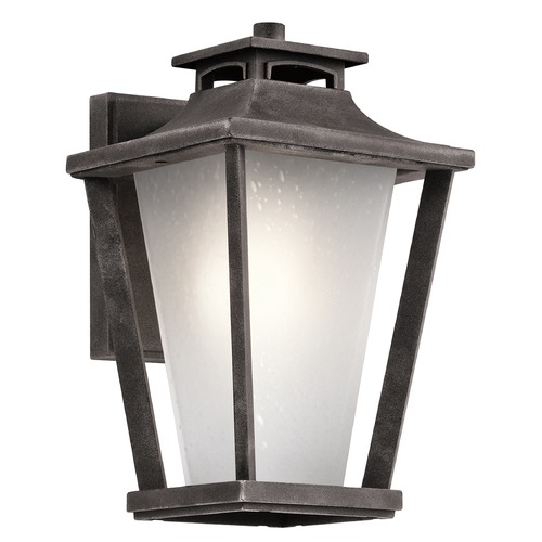Kichler Lighting Kichler Lighting Sumner Court Outdoor Wall Light 49660WZC