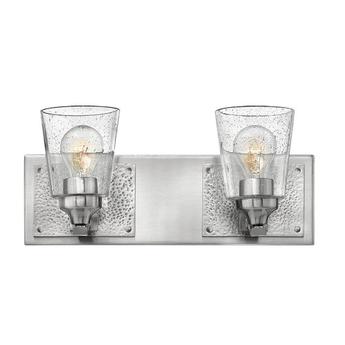 Hinkley Lighting Hinkley Lighting Jackson Brushed Nickel Bathroom Light 51822BN