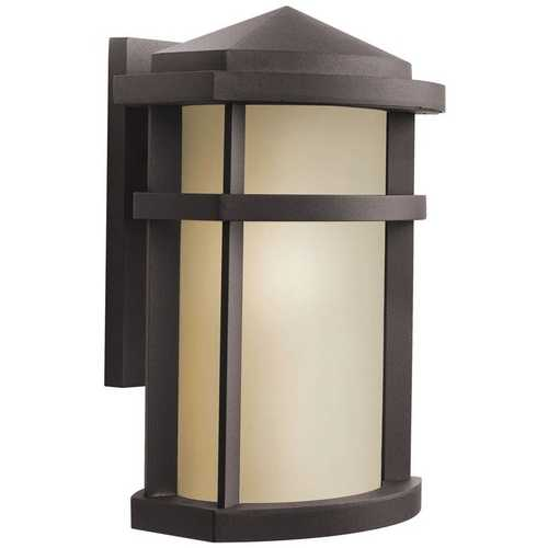 Kichler Lighting Kichler Outdoor Wall Light in Bronze Finish 11068AZ