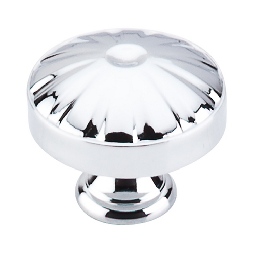 Top Knobs Hardware Cabinet Knob in Polished Chrome Finish M1610