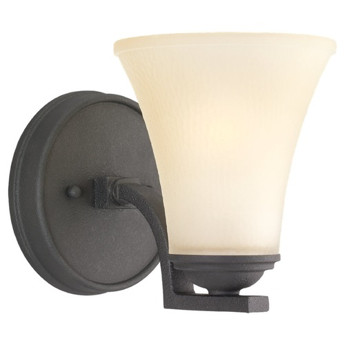 Sea Gull Lighting Sea Gull Lighting Somerton Blacksmith Sconce 41375BLE-839