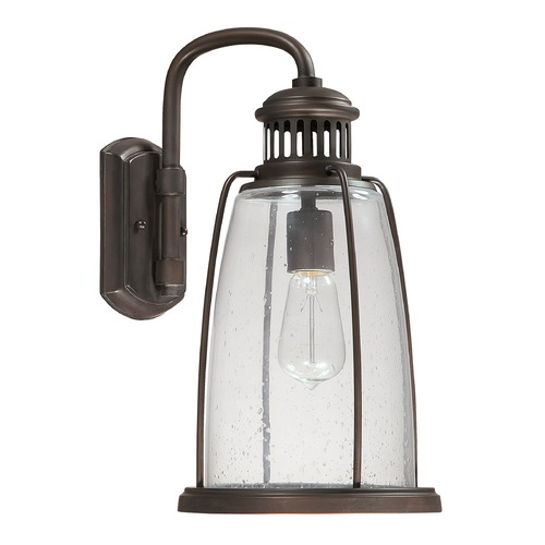 Capital Lighting Capital Lighting Harbour Old Bronze Outdoor Wall Light 9632OB