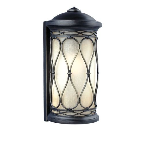 Feiss Lighting Feiss Lighting Wellfleet Aged Bronze Outdoor Wall Light OL10902ABR