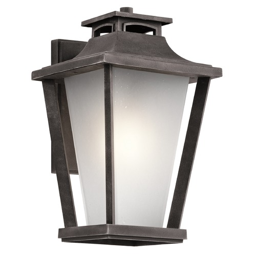 Kichler Lighting Kichler Lighting Sumner Court Outdoor Wall Light 49661WZC