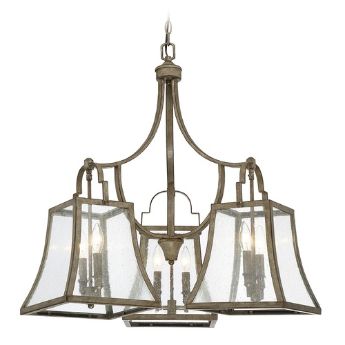 Savoy House Savoy House Lighting Belle Chateau Linen Chandelier 1-920-6-12