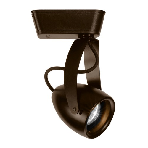 WAC Lighting WAC Lighting Dark Bronze LED Track Light H-Track 4000K 905LM H-LED810F-40-DB