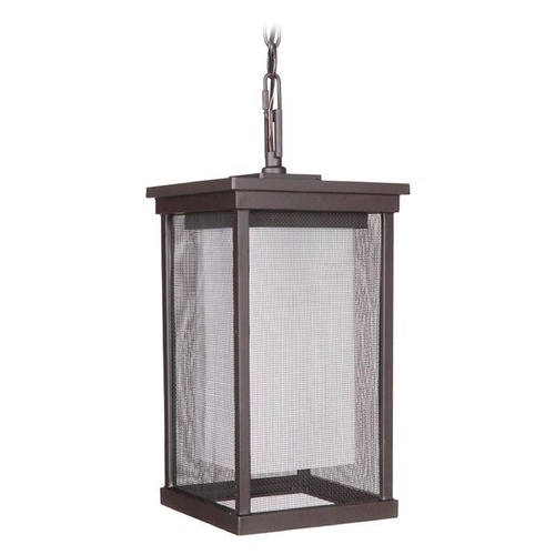 Craftmade Lighting Craftmade Riviera II Oiled Bronze Outdoor Hanging Light Z3771-92