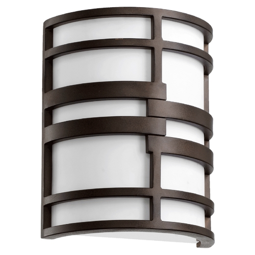 Quorum Lighting Quorum Lighting Solo Oiled Bronze Sconce 5202-86