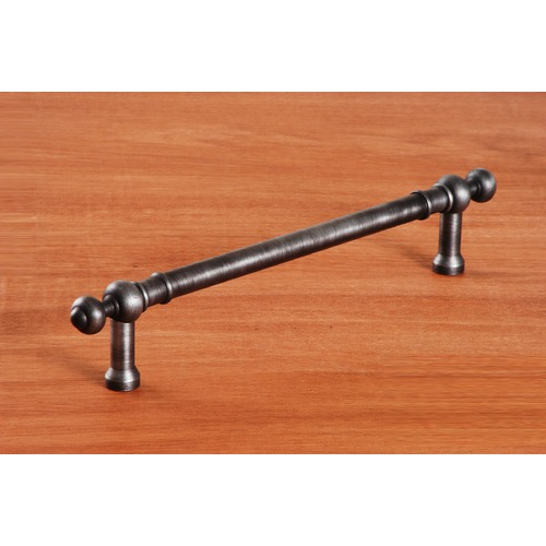 RK International Plain Appliance Pull with Decorative Ends PH4622DN