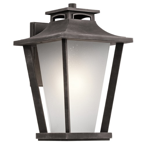 Kichler Lighting Kichler Lighting Sumner Court Outdoor Wall Light 49662WZC