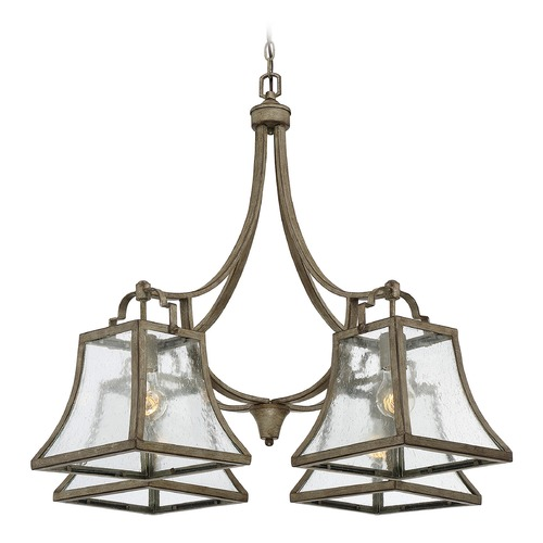 Savoy House Savoy House Lighting Belle Chateau Linen Chandelier 1-921-4-12