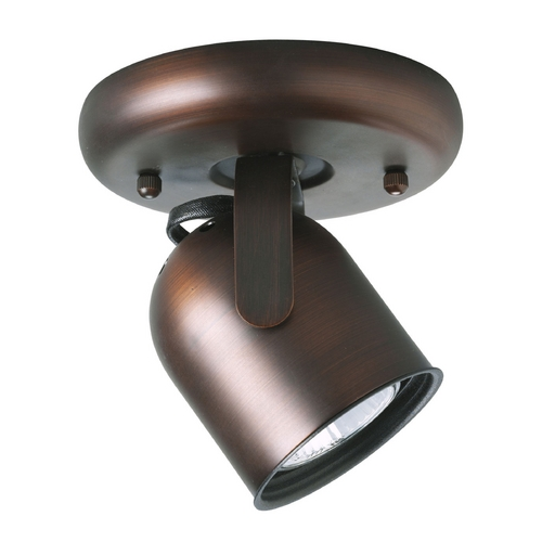Progress Lighting Progress Directional Spot Light in Urban Bronze Finish P6145-174WB